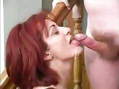 Anal, Mature, Redhead
