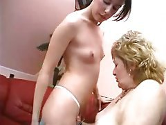 Lesbian, Old and Young