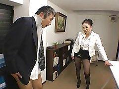 BDSM, Femdom, Japanese, Strapon