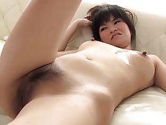 Blowjob, Creampie, Japanese, Masturbation