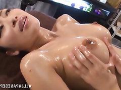 Asian, Babe, Big Tits, Lesbian