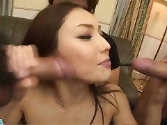 Asian, Blowjob, Group Sex, Japanese