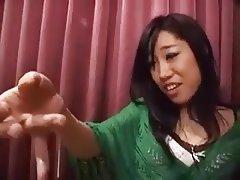 Handjob, Japanese, Panties