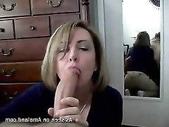 Big Cock, Blowjob, Mature, MILF, POV
