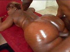 BBW, Big Butts, Interracial