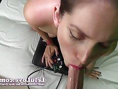 Amateur, Blowjob, Cumshot, Masturbation, POV